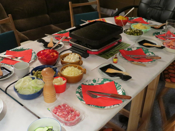 grill raclette severin poland