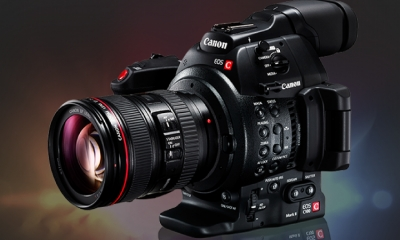 The New Canon EOS C300 Mark II Camera