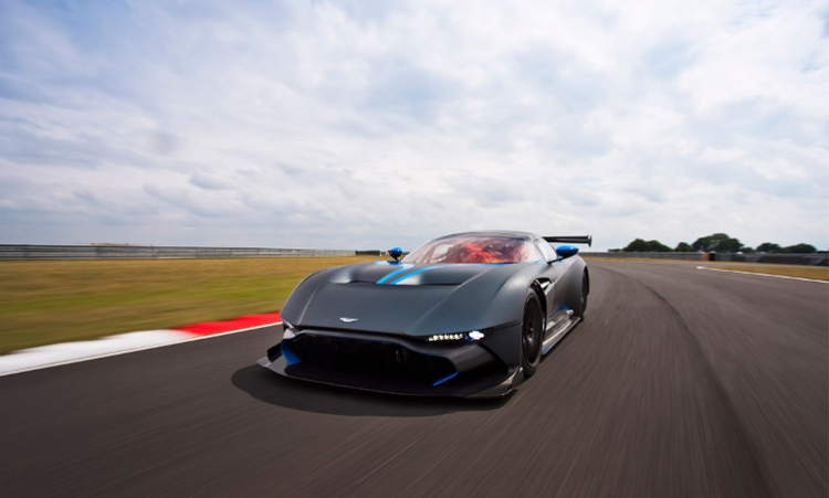 Aston Martin Vulcan To Run At Spa 24 Hours