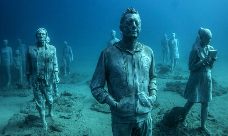 Underwater museums which you should know
