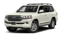 Toyota Land Cruiser - don't compromise